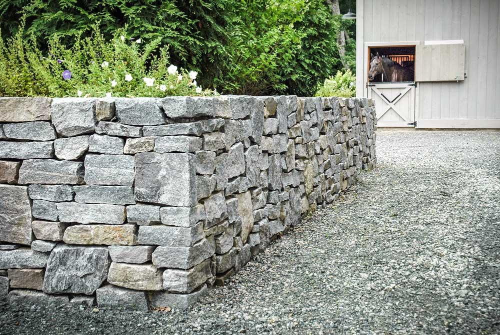 Equine Arena Stone Planters