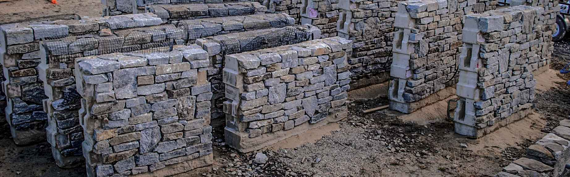 Natural Stone Wall Solutions